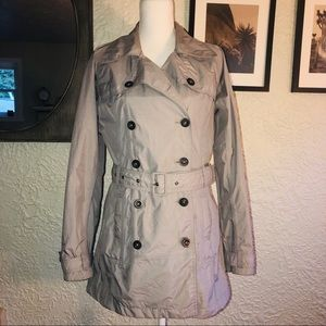 North Face Breeze Trench Like New!  Excellent!